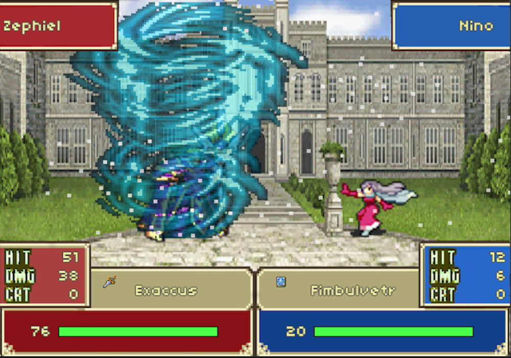 Fire Emblem: Chronicles of the Abyss - Impact Forums