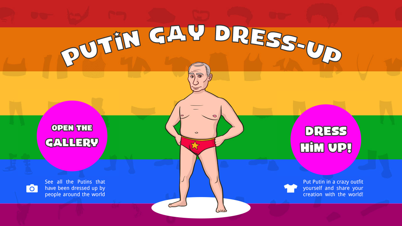 free gay adult dress up games