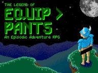 Legend of Equip Pants