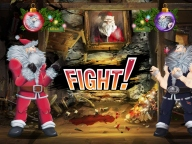 Santa's Fist of Doom