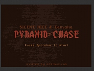 Silent Hill 2 Demake - Pyramid Chase